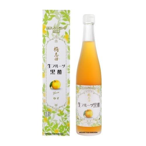 Kakuida Yuzu and brown rice vinegar - 3 years