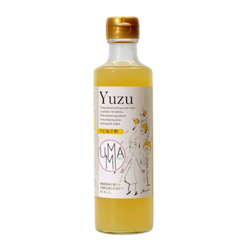 270ml Yuzu Orange Vinegar