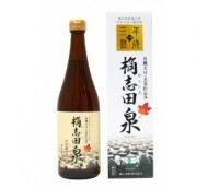 桷志田有机泉三年陈酿黑醋(玄米,大豆酿造)3 Years Kakuida Izumi Organic Soybean Brown Rice Black Vinegar