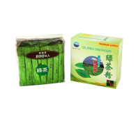 100 sticks Green tea powder